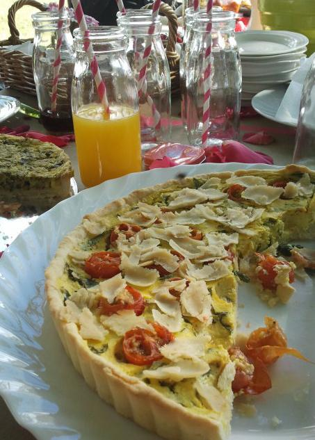 Quiche by Veganarchy