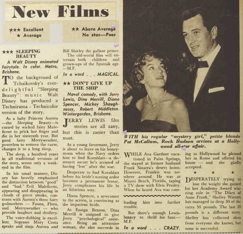 New Films. (1960, May 4). The Australian Women's Weekly (1933 - 1982), p. 82.