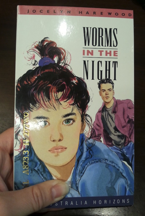 Worms in the night book cover