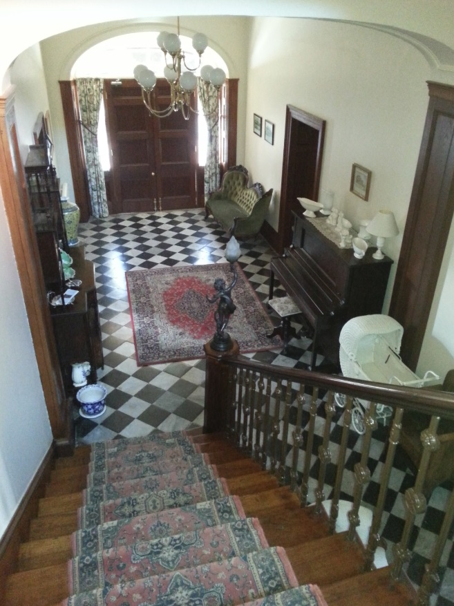 Mandelson's luxury guesthouse foyer, Goulburn NSW